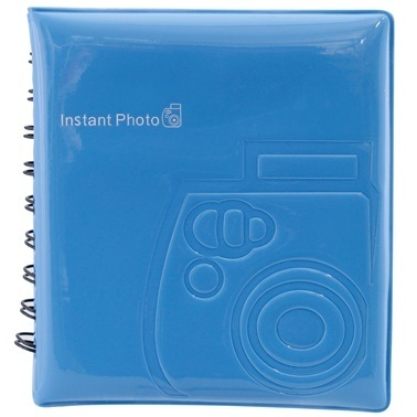 Fujifilm instax mini Mavi Albüm, Jean Çanta ve 3'lü Özel Film Seti Renkli
